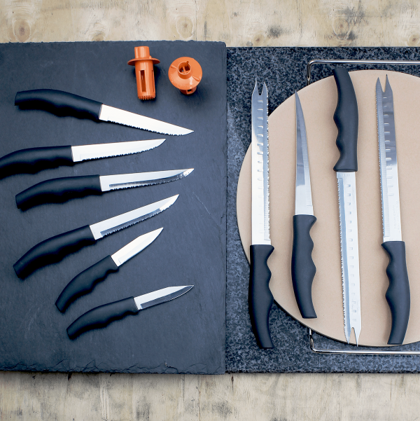 Forever Sharp Series Knives 12 pc