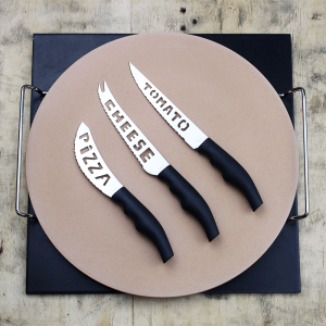 Specialty Gourmet Knives 3 pc