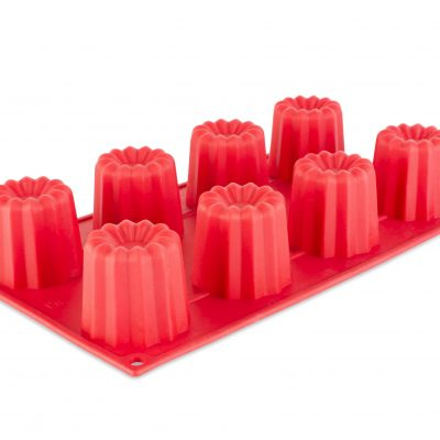 8 Cup Mini Bundt Pan – FlexWare