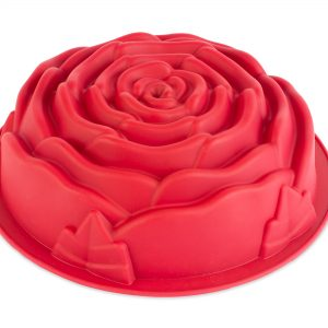 unique silicone rose mold