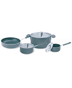 TitanWare Induction Cookware 7pc Set